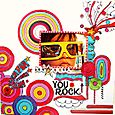 You Rock by Rie Tomita