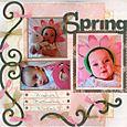 Spring by Tiffany Lozada