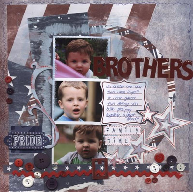 Brothers - Beckie (Medium)