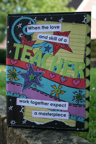 Teacher Notebook Beckie Dreyer