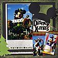 Disney Xmas - December Sketch