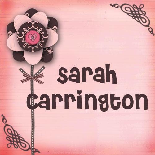 Sarah Carrington