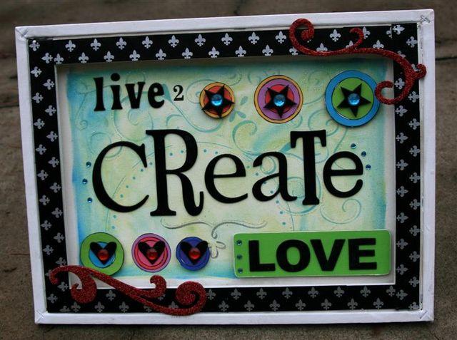 Live 2 Create